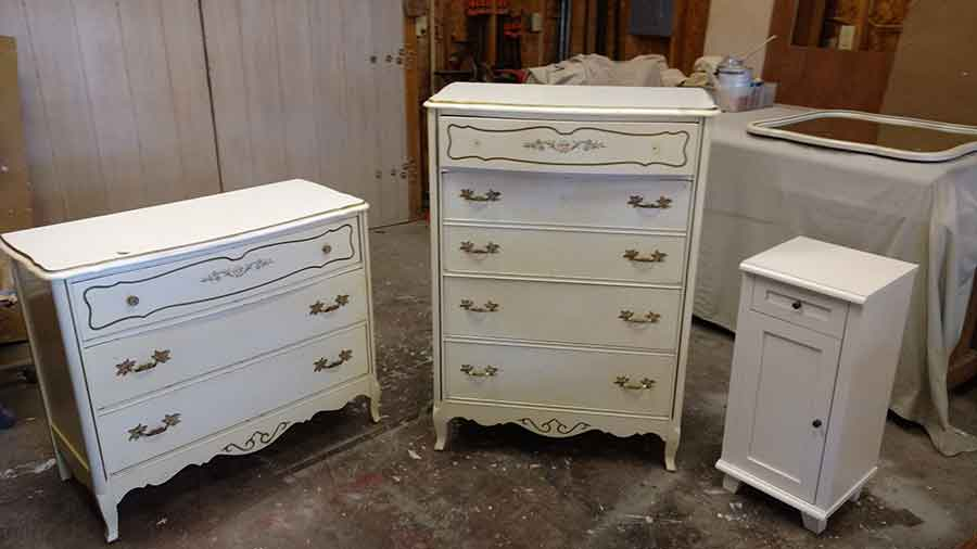 Brilliant Painted Furniture Projects Red Barn Furniture Repair Download Free Architecture Designs Sospemadebymaigaardcom